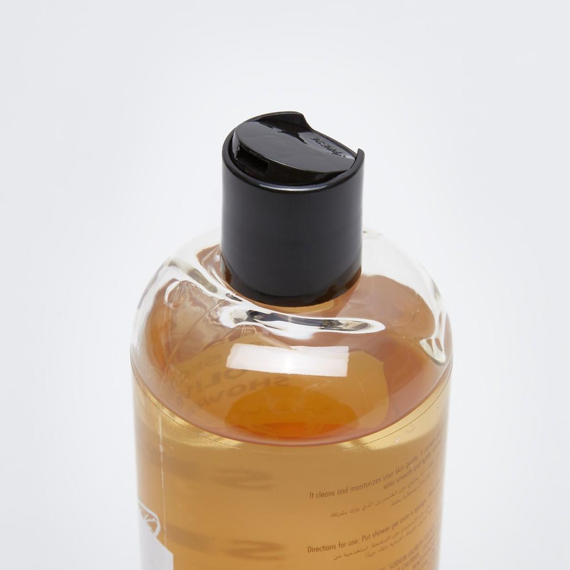 جل استحمام بخلاصة الزيتون من سبا سيكريتس - 400 مل