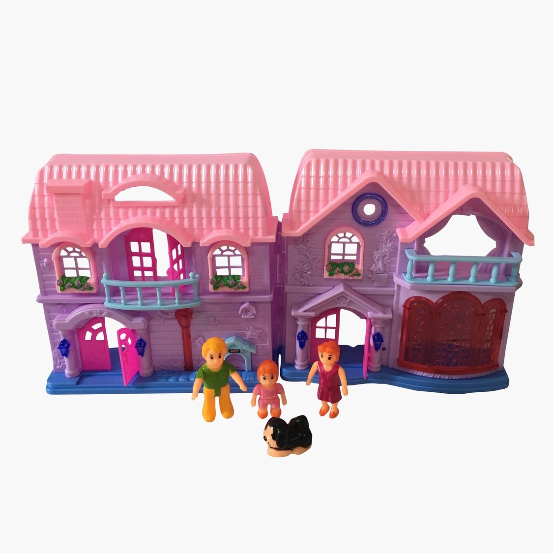 Dollhouse Playset