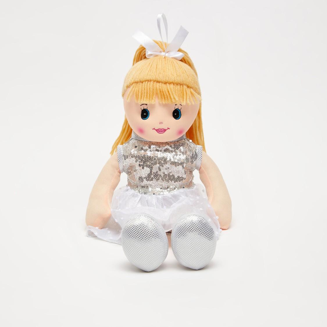 Rag Doll in Embellished Dress