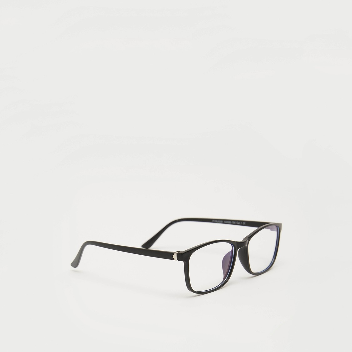 Rectangle Full Rim Protection Glasses