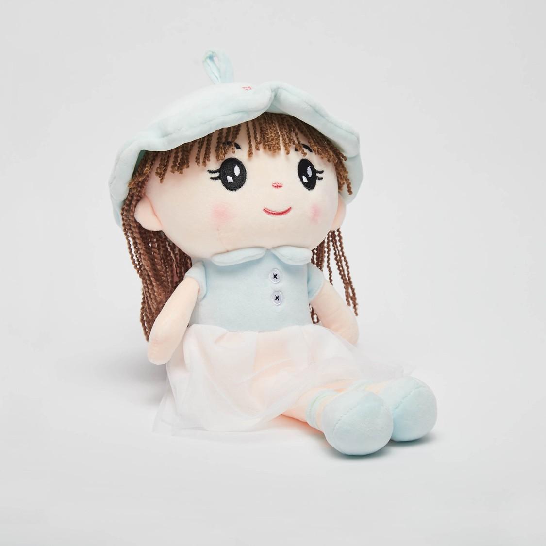 Strawberry Rag Doll