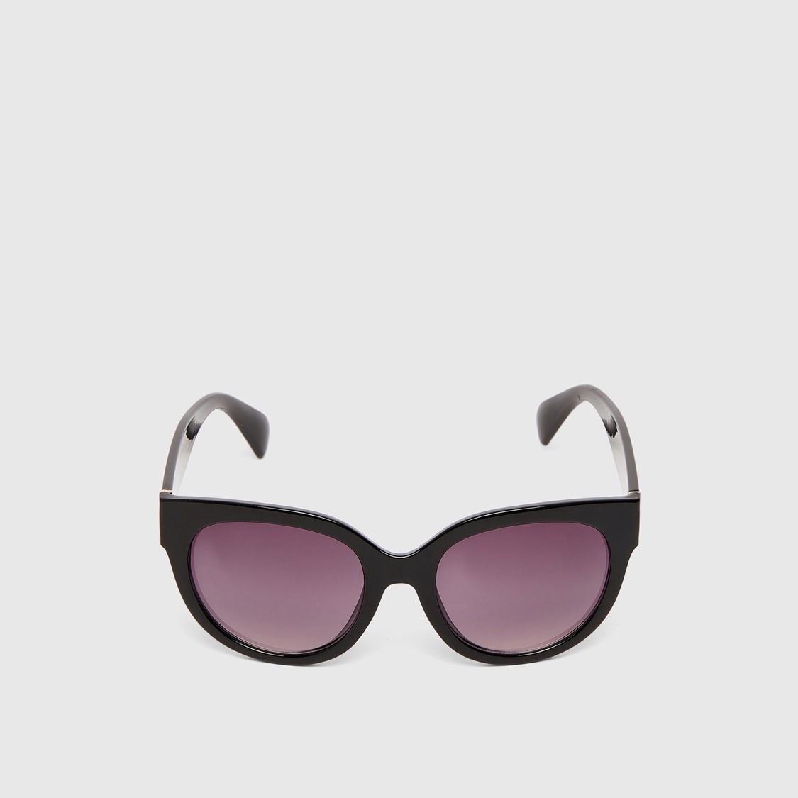 Full Rim Tinted Sunglasses