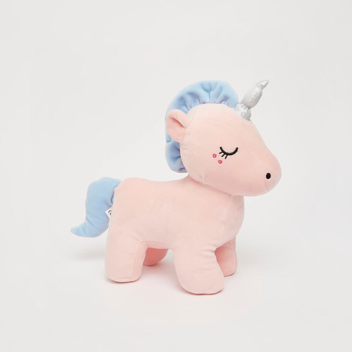 Unicorn Shaped Soft Toy