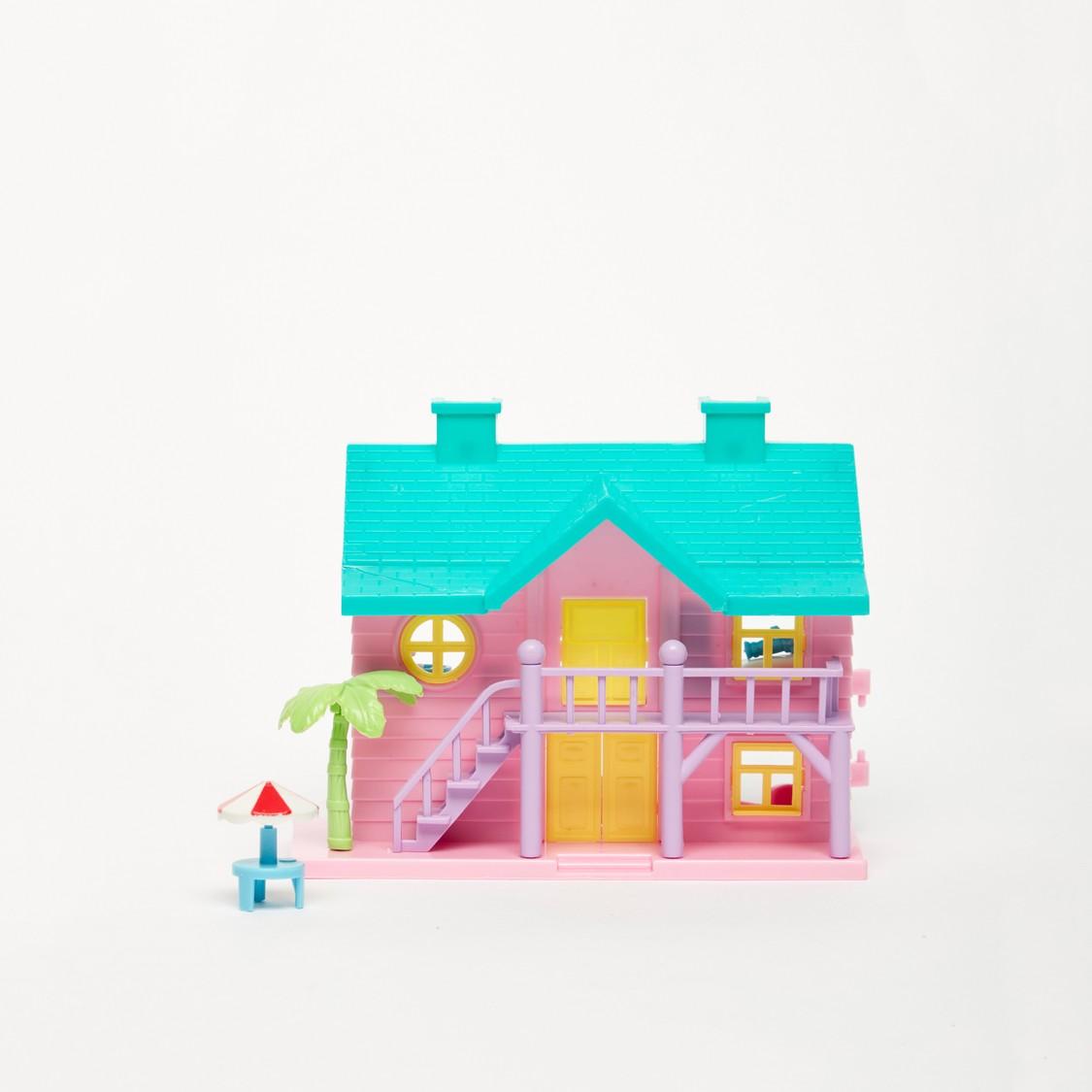 Loving Family Doll House Playset