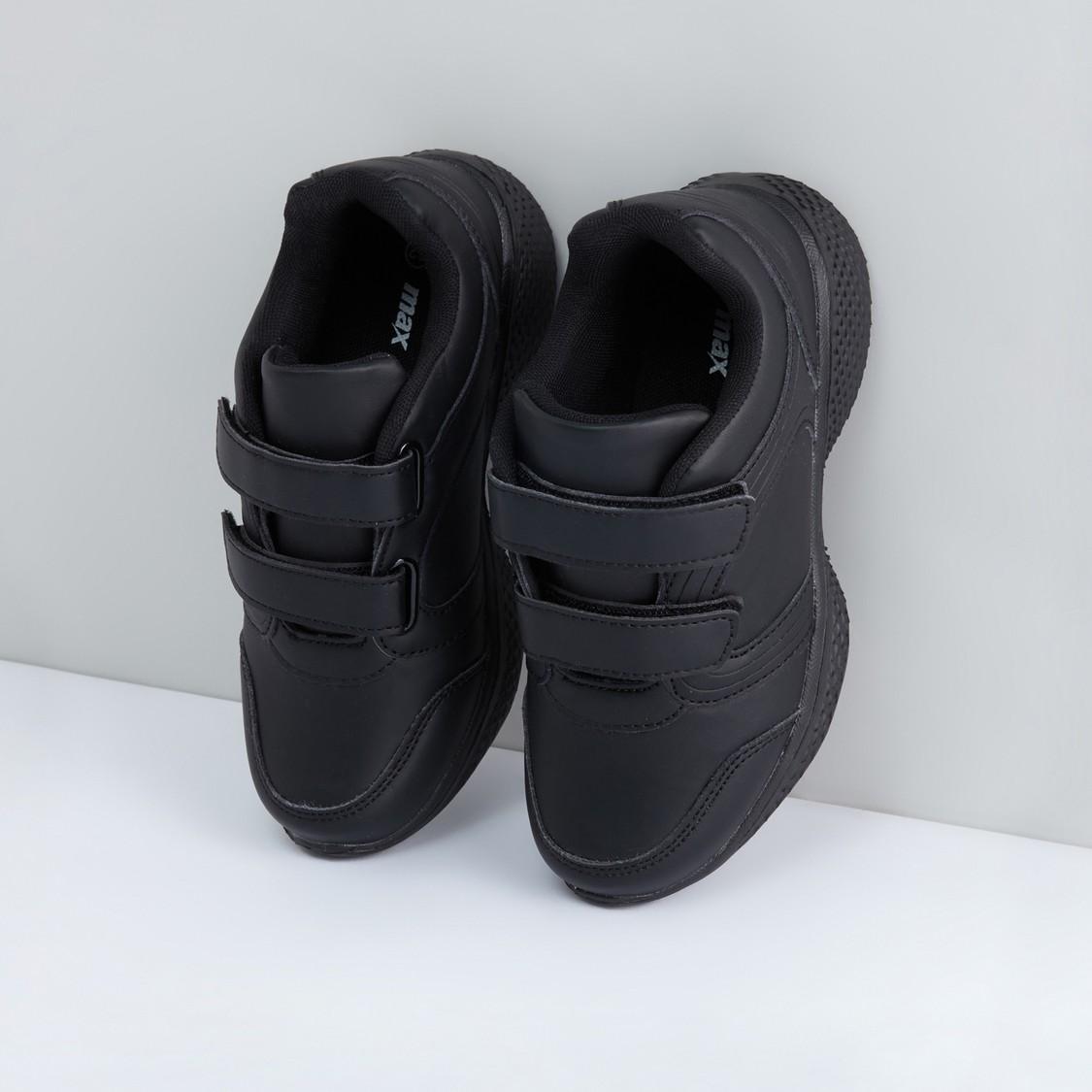 حذاء رياضي للمدرسة بشريط إغلاق