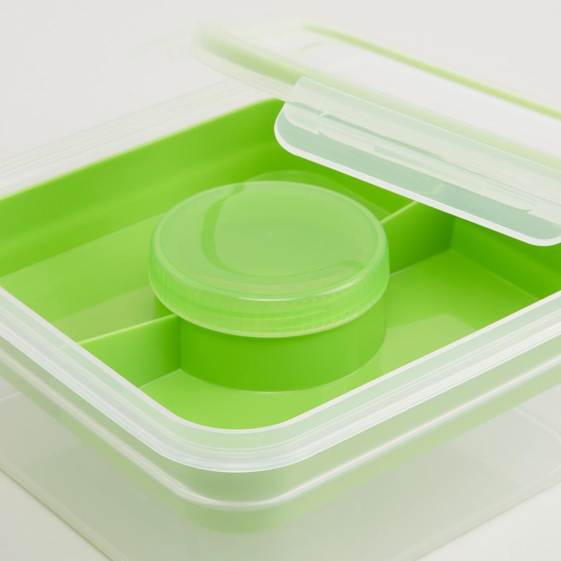 Salad Box with Lid