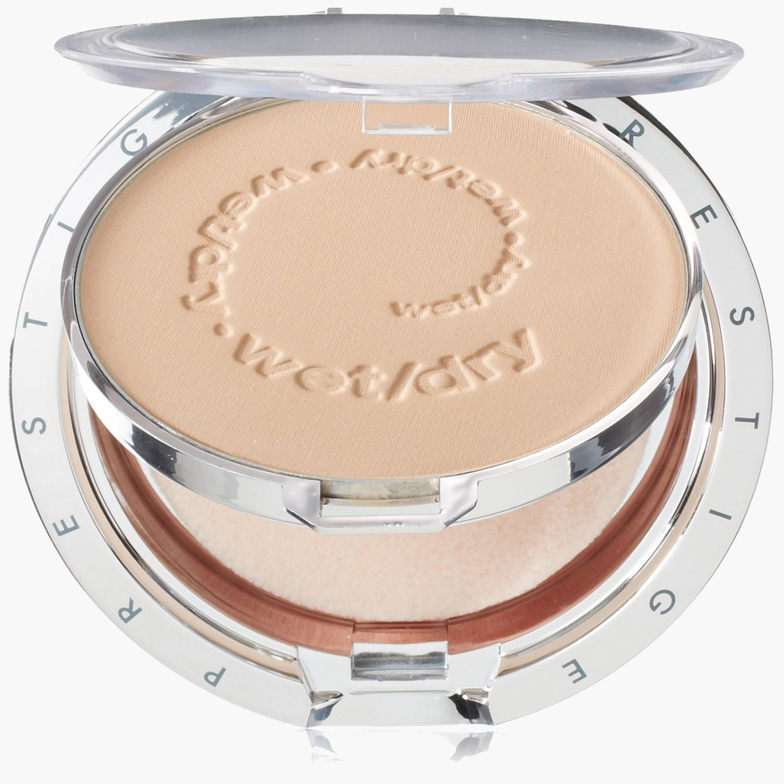 Prestige Cosmetics Wet and Dry Foundation