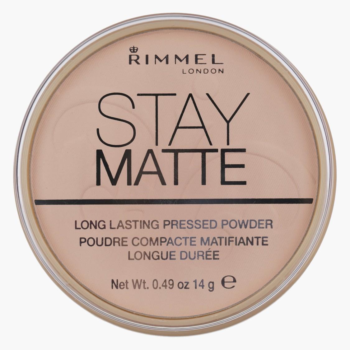 Rimmel Stay Matte Powder