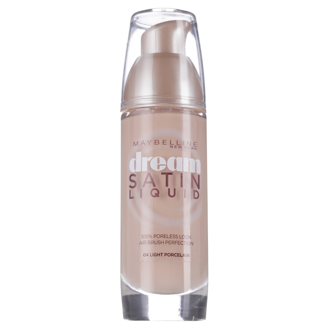 Maybelline New York Dream Satin Liquid Foundation