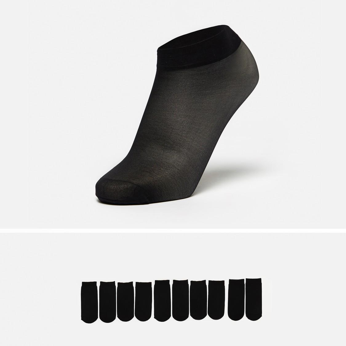 جوارب  - طقم من 10 أزواج