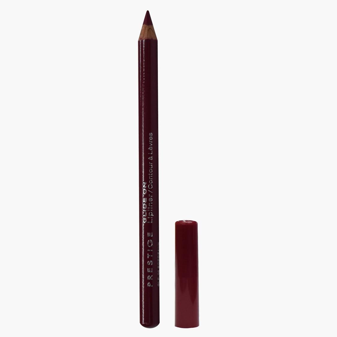 قلم تحديد شفاه جلايد أون ليب من بريستيج كوزمتيكس