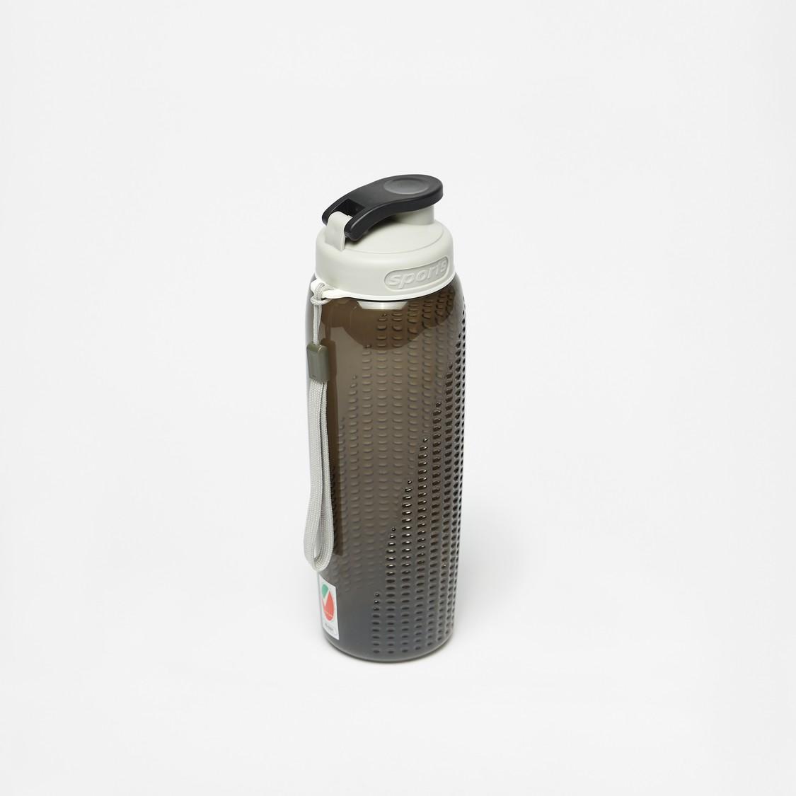 Textured Water Bottle Flip Top Cap