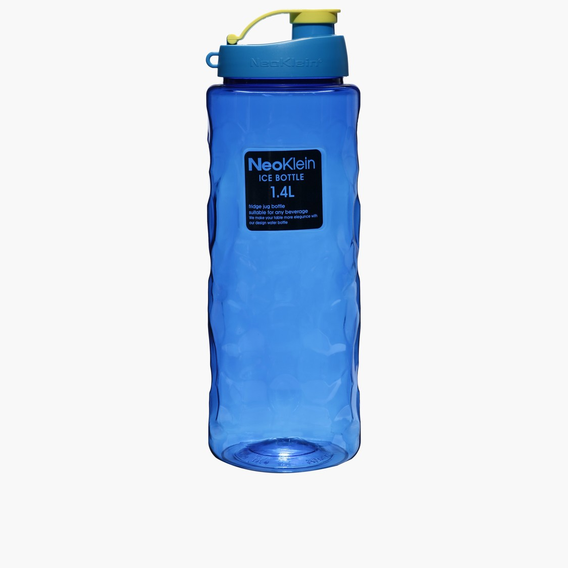 Water Bottle with Flip Top Cap