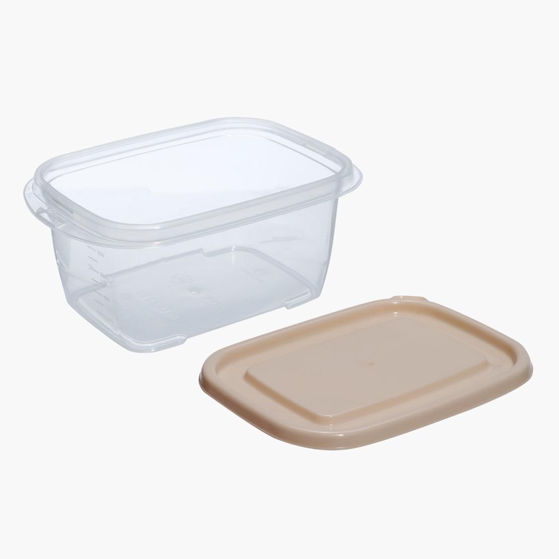 Rectangular Storage Container - Set of 3
