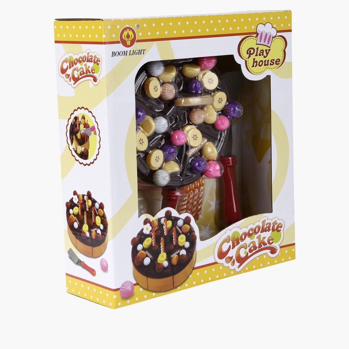 Play House Chocolate Cake Set