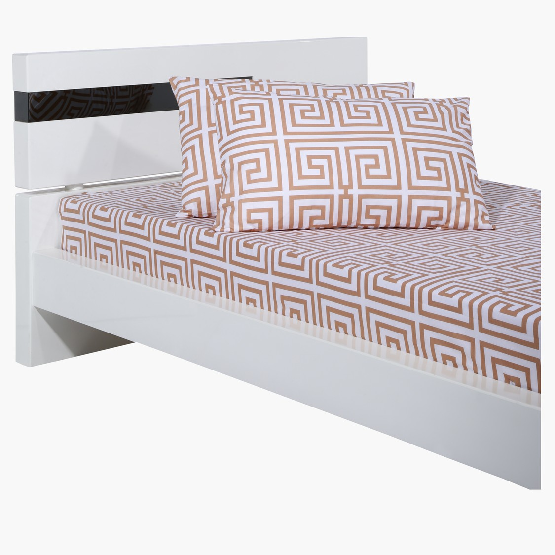 Printed 3-Piece Bed Sheet Set