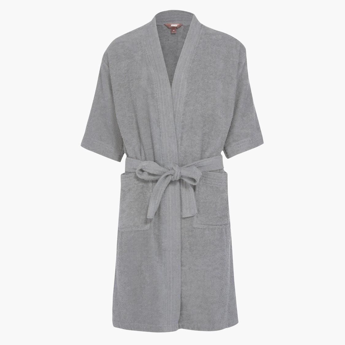 Midi Bathroom Robe