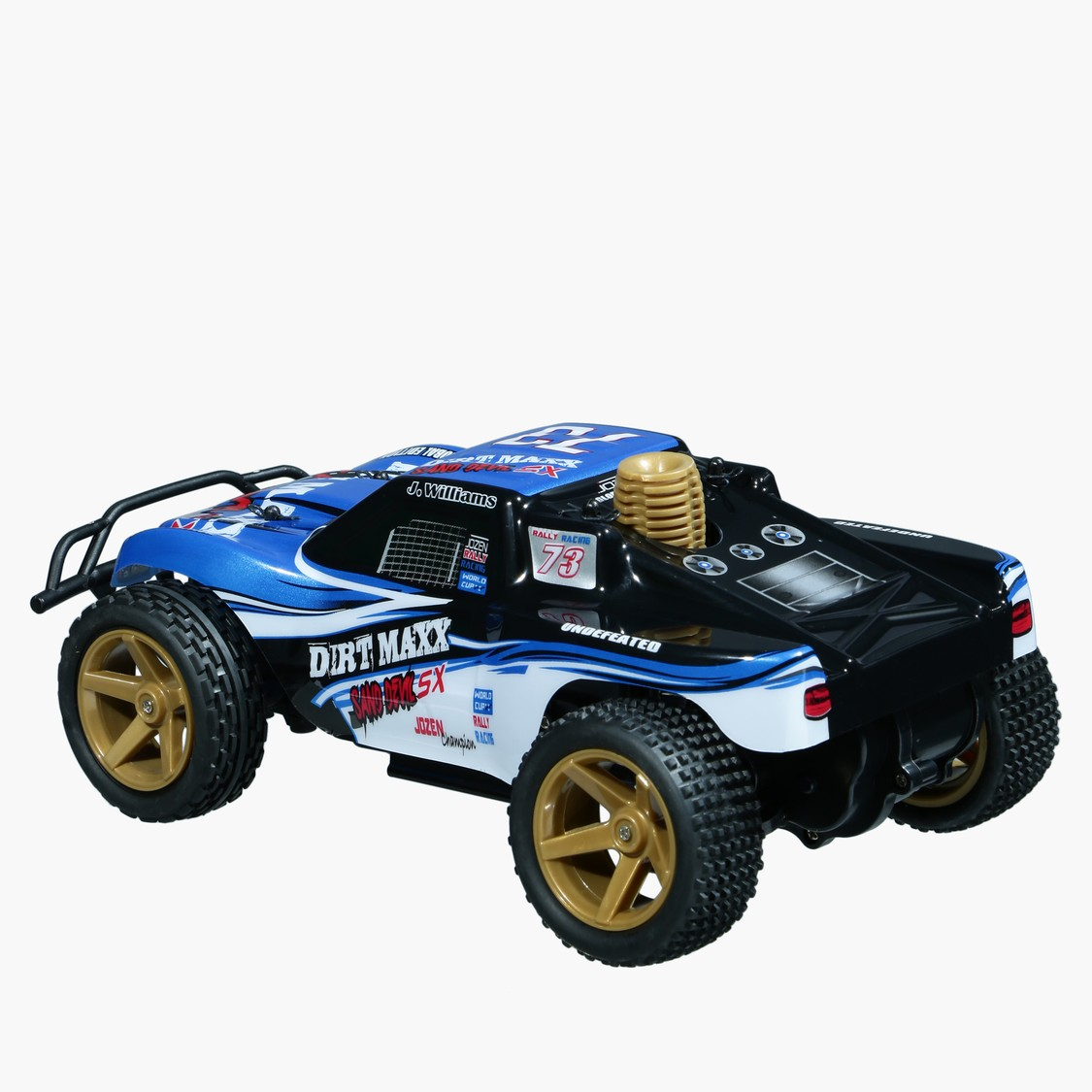 Hexxa Sand Devil Toy Car