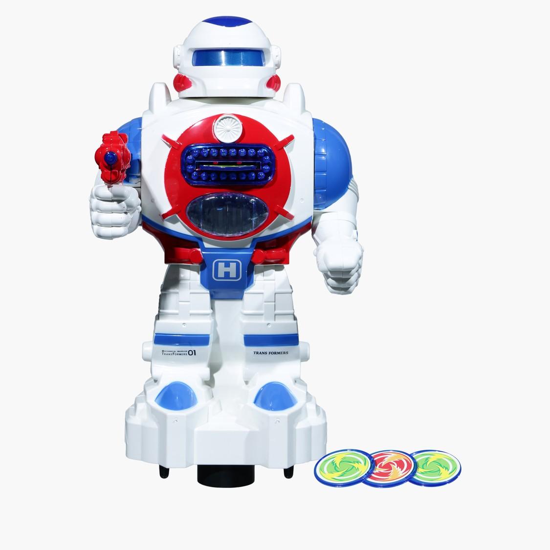 Robot Man of Steel Toy