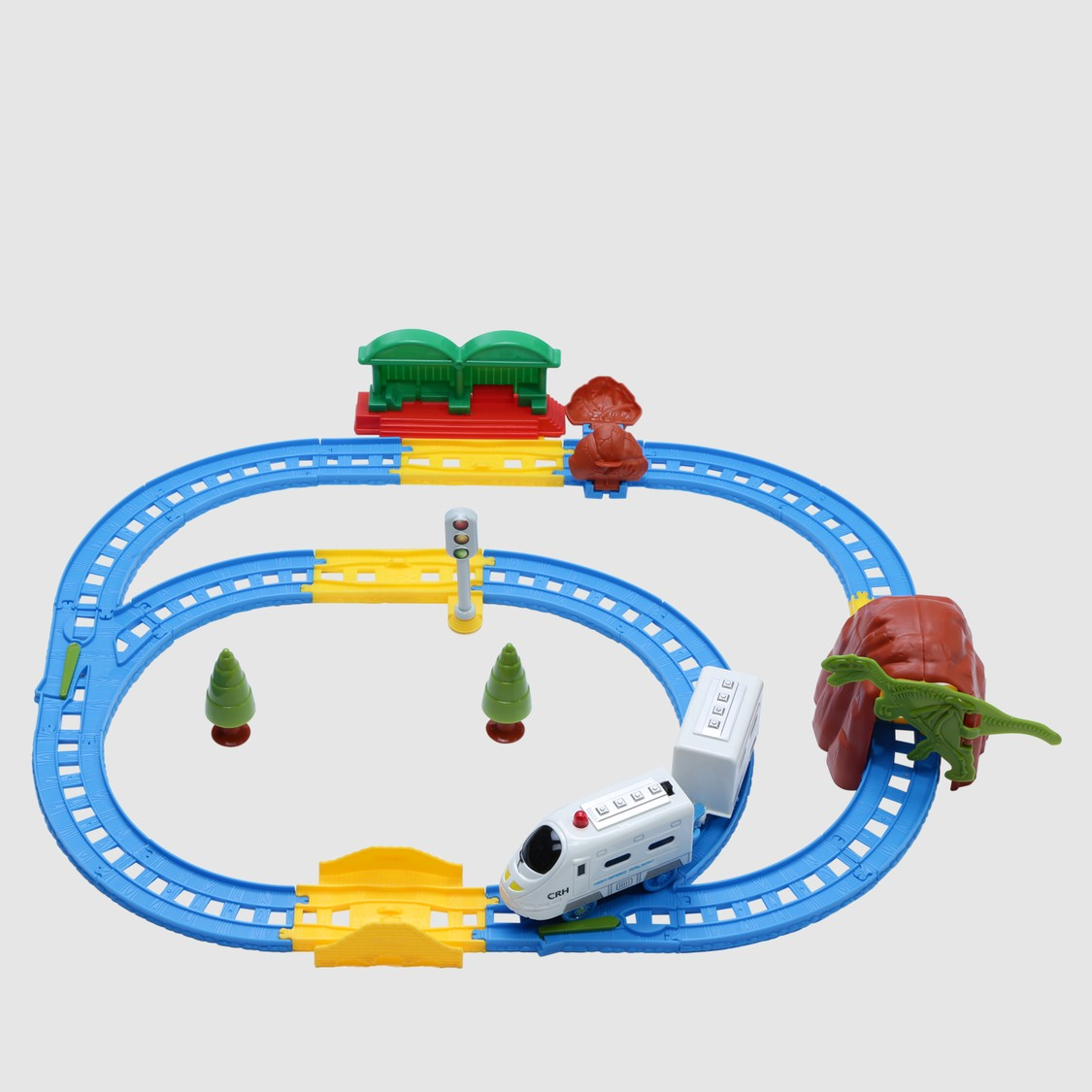 Race and Play Loop Set