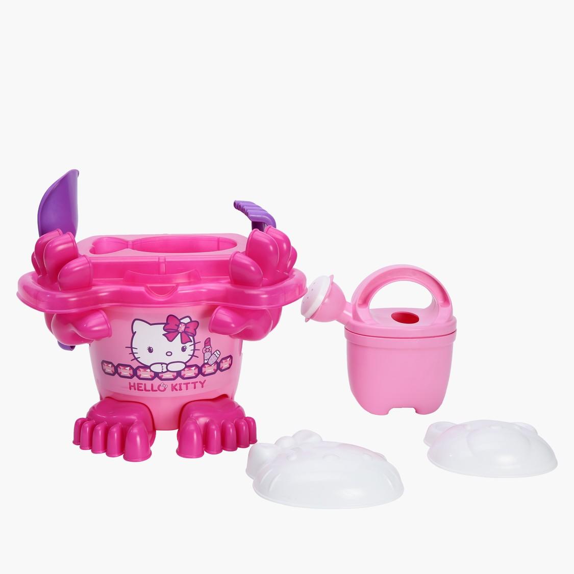 Hello Kitty Printed Sand Set