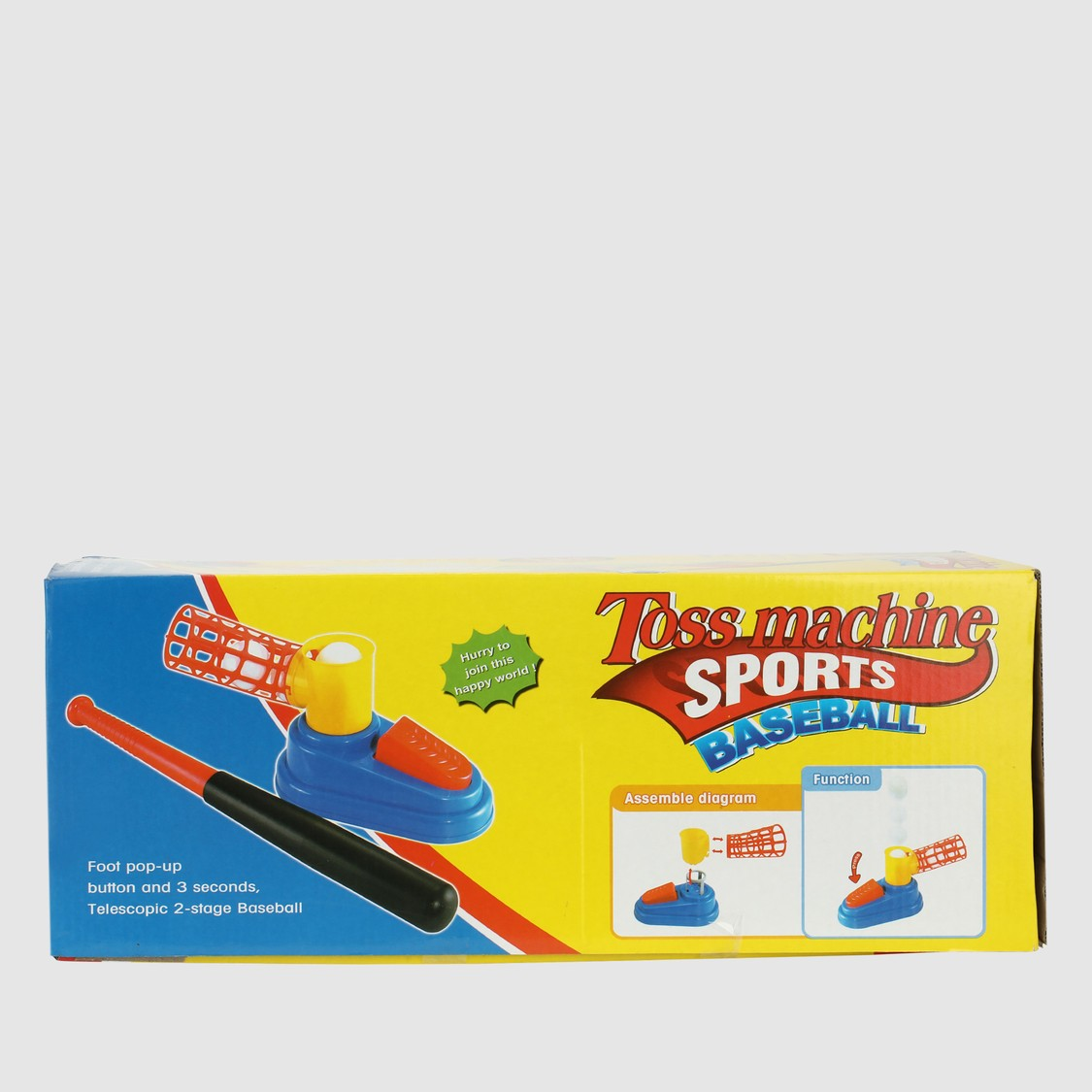 Baseball Launcher Playset