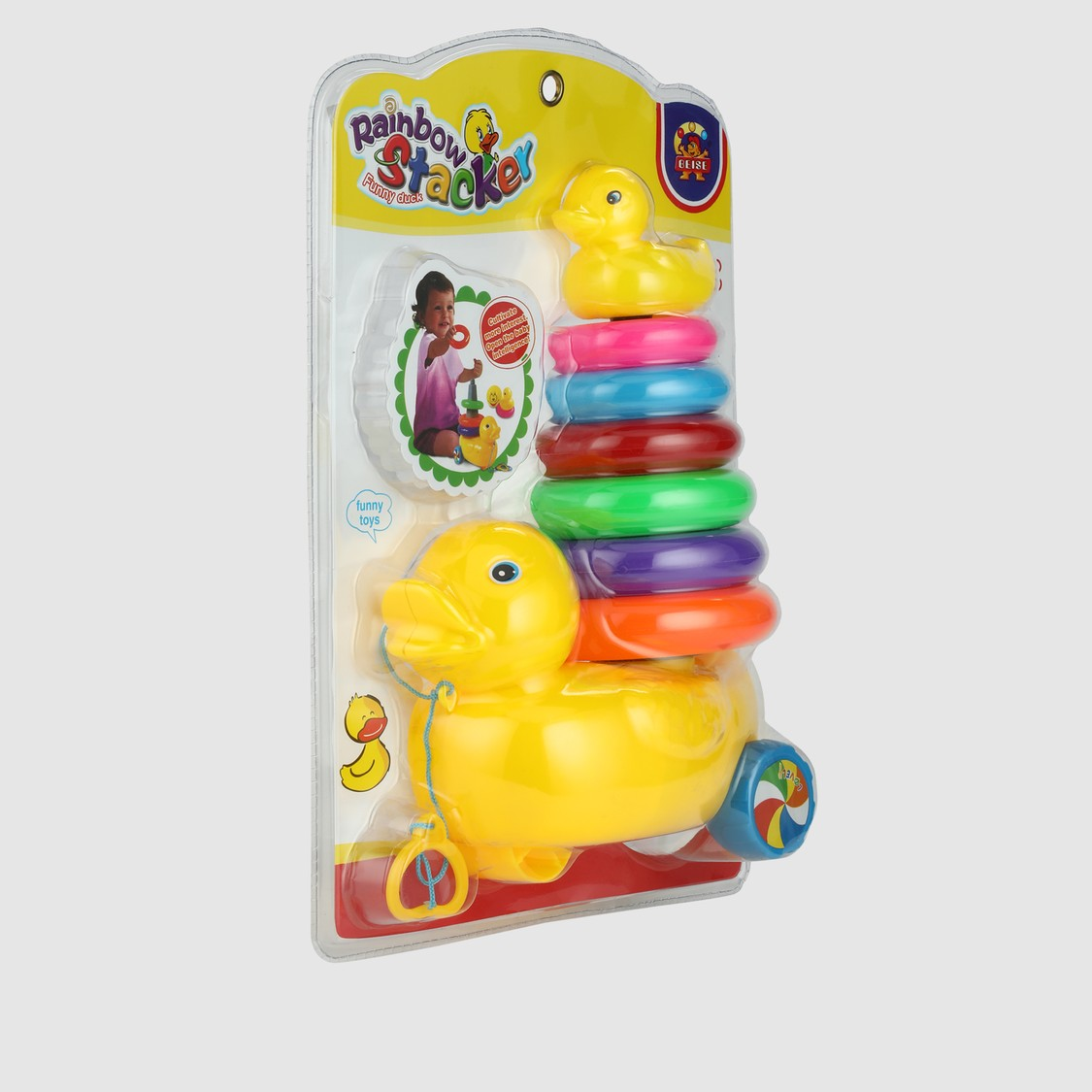 Duck Rings Stacker Playset