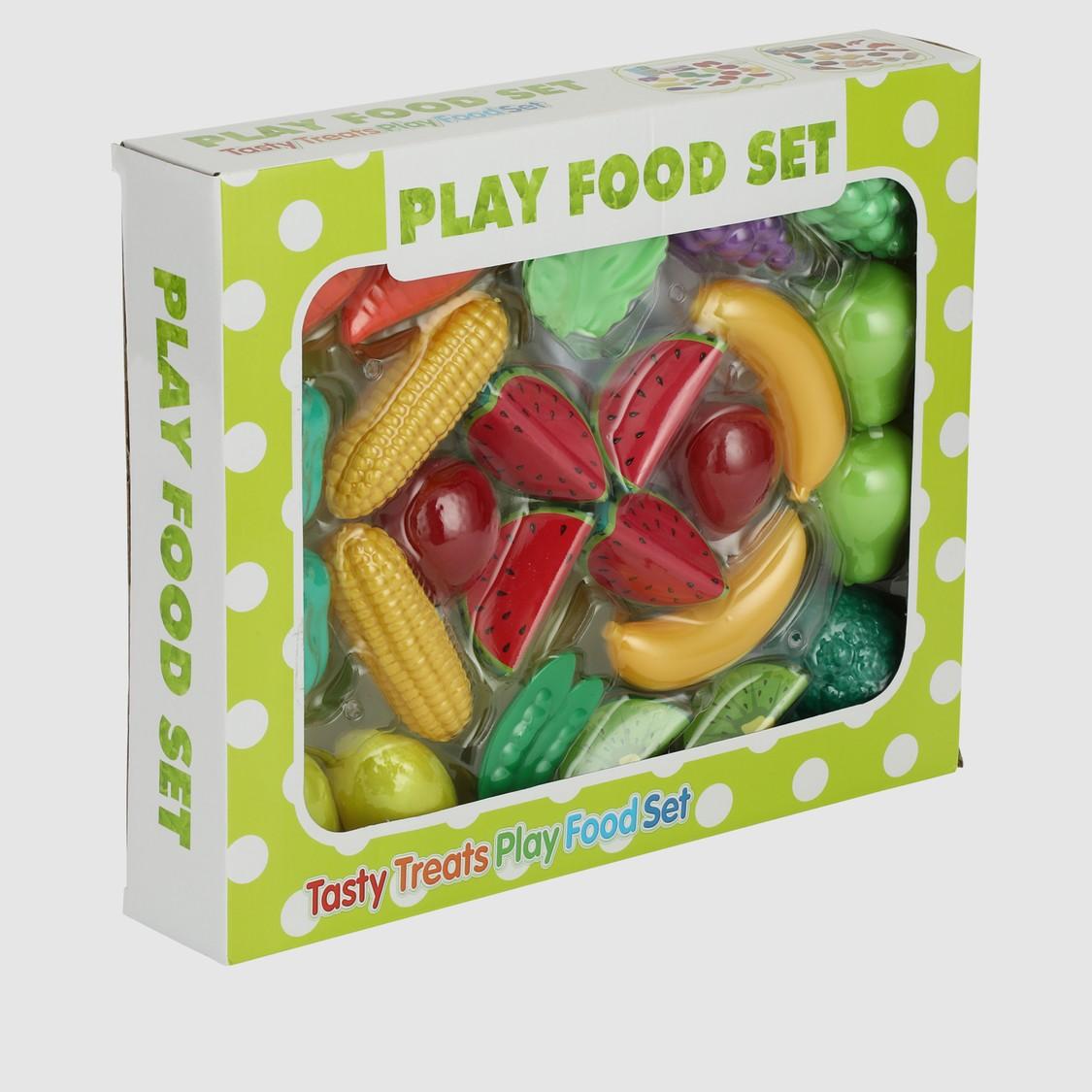 مجموعة ألعاب الطعام