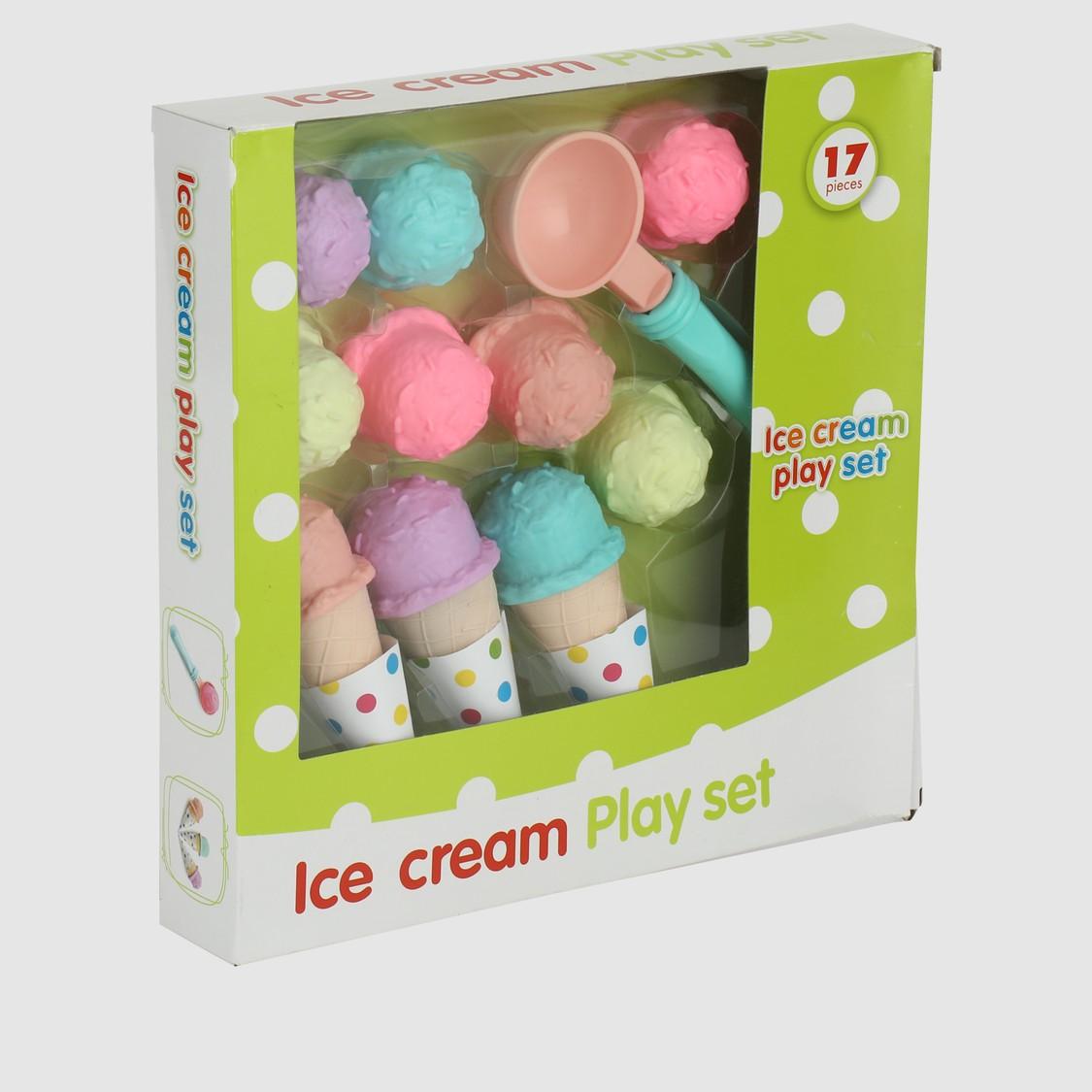 Ice-Cream Playset