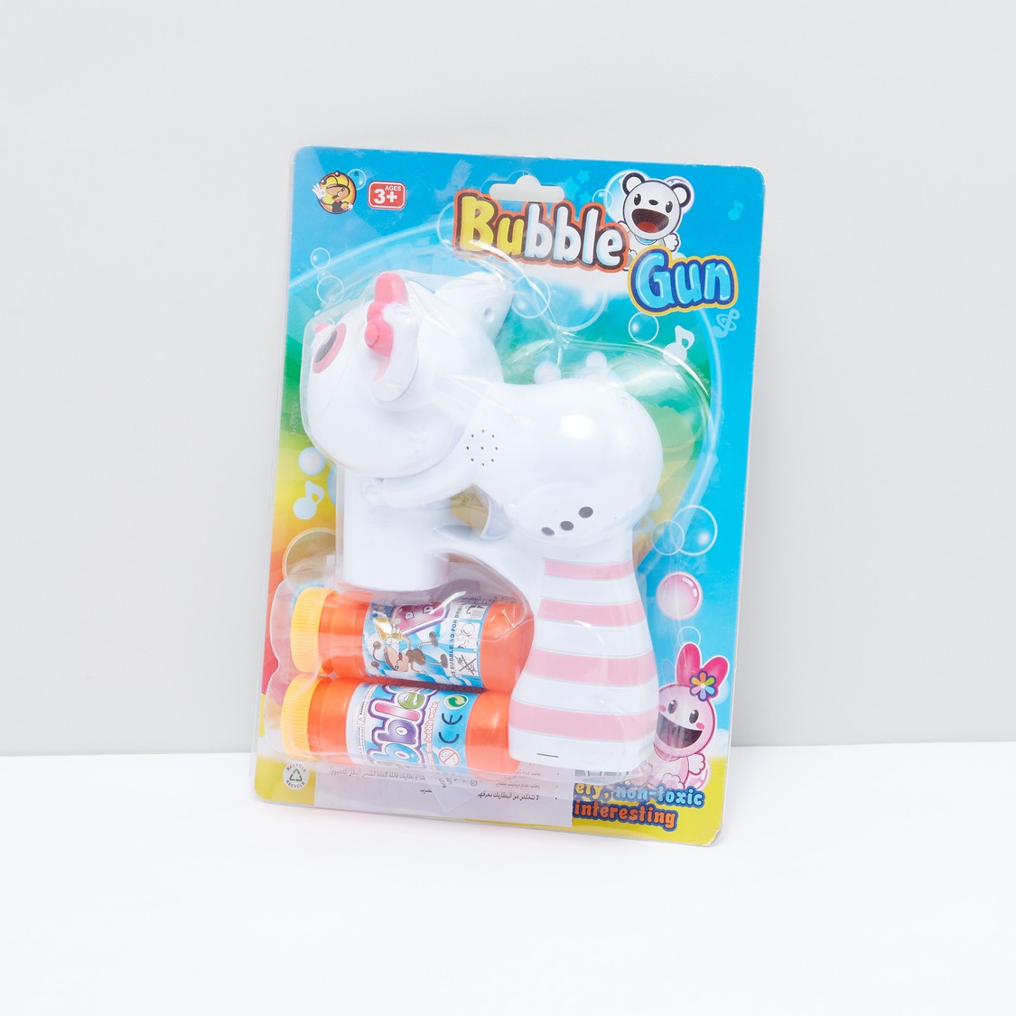 Bubble Gun Set
