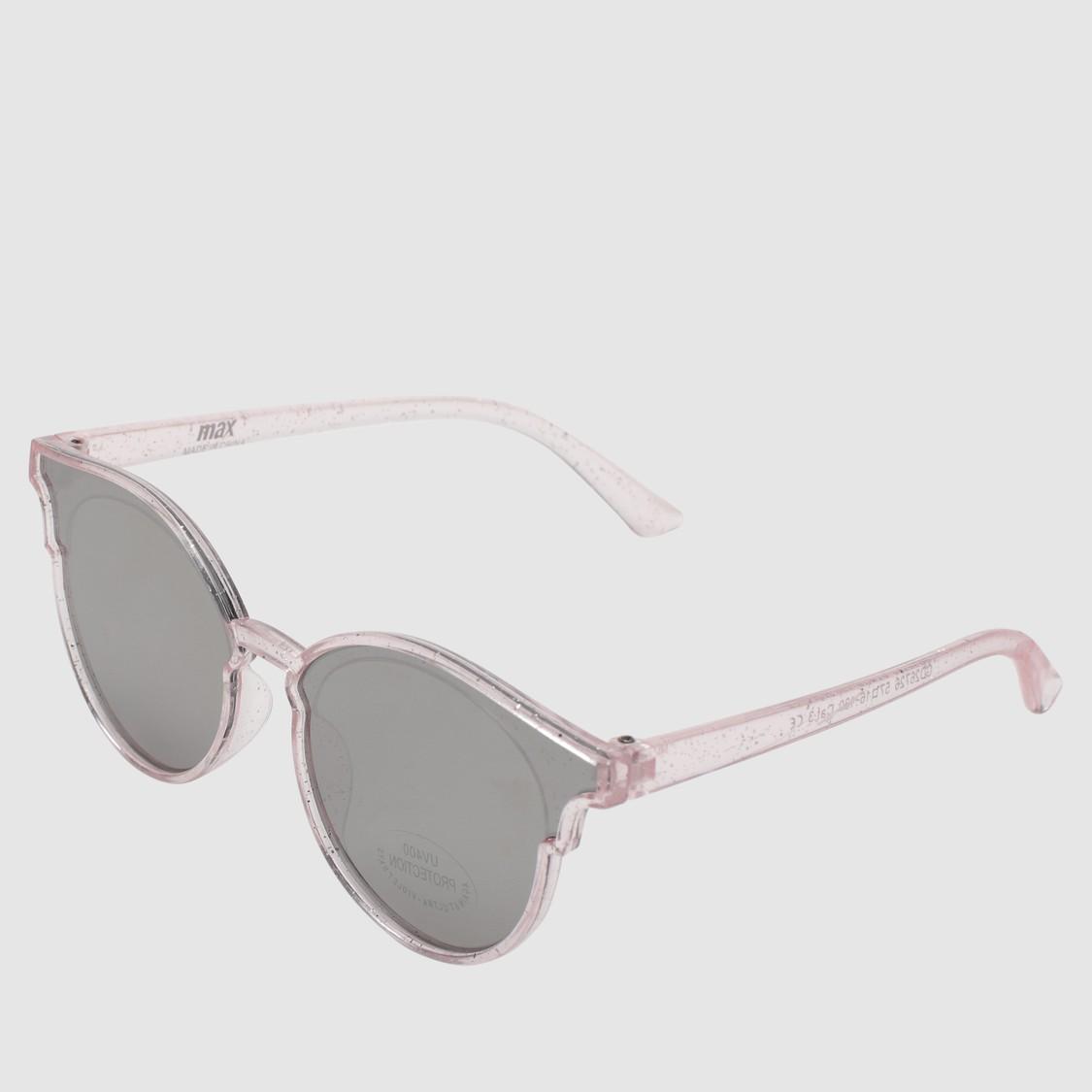 Glitter Wayfarer Sunglasses