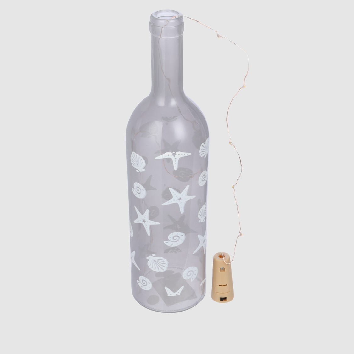 Decorative Bottle with Fairy Lights