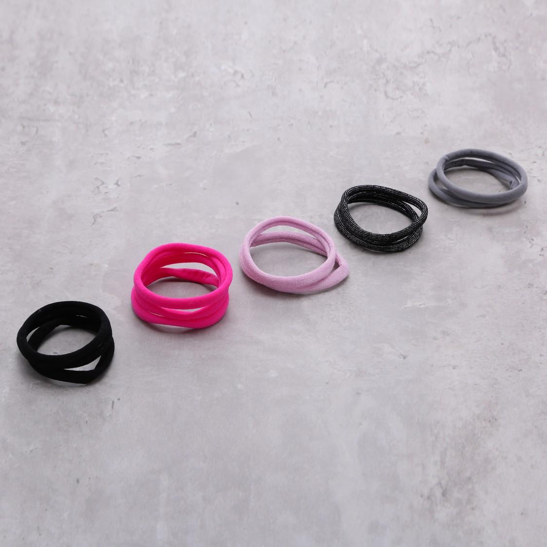 Round Elasticised Bands Set
