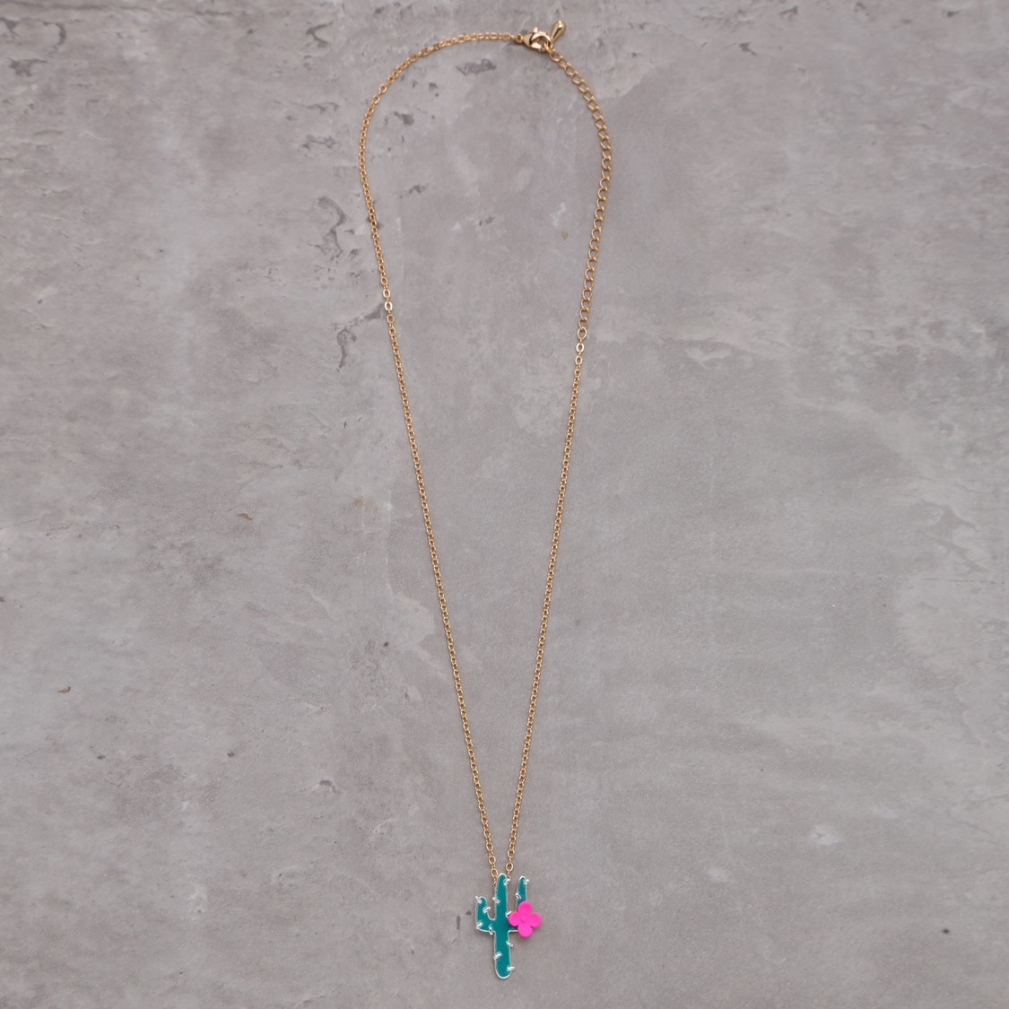 Necklace with Lobster Clasp
