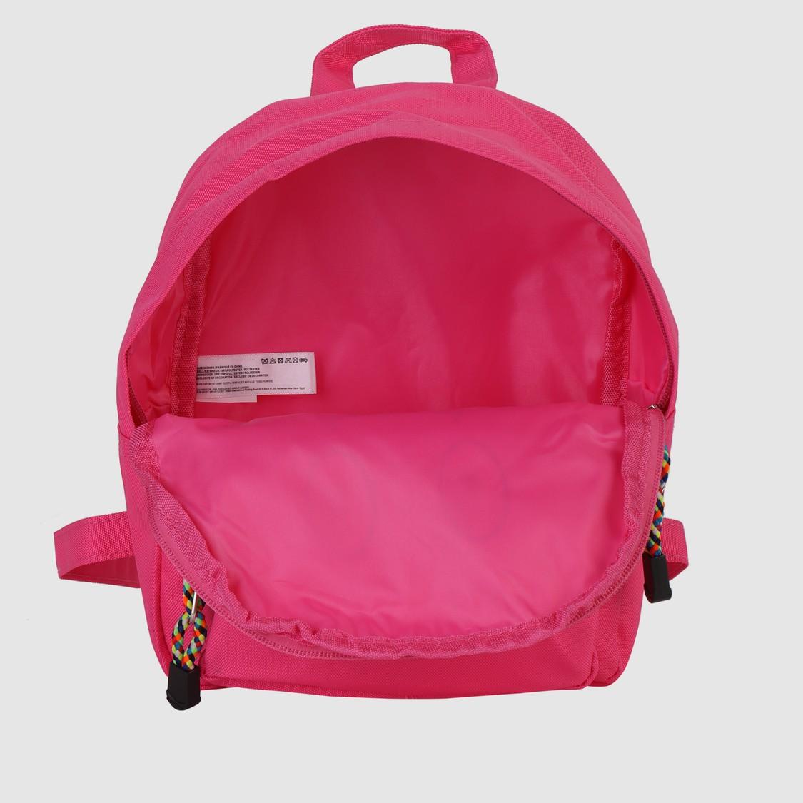 حقيبة ظهر بنقوش