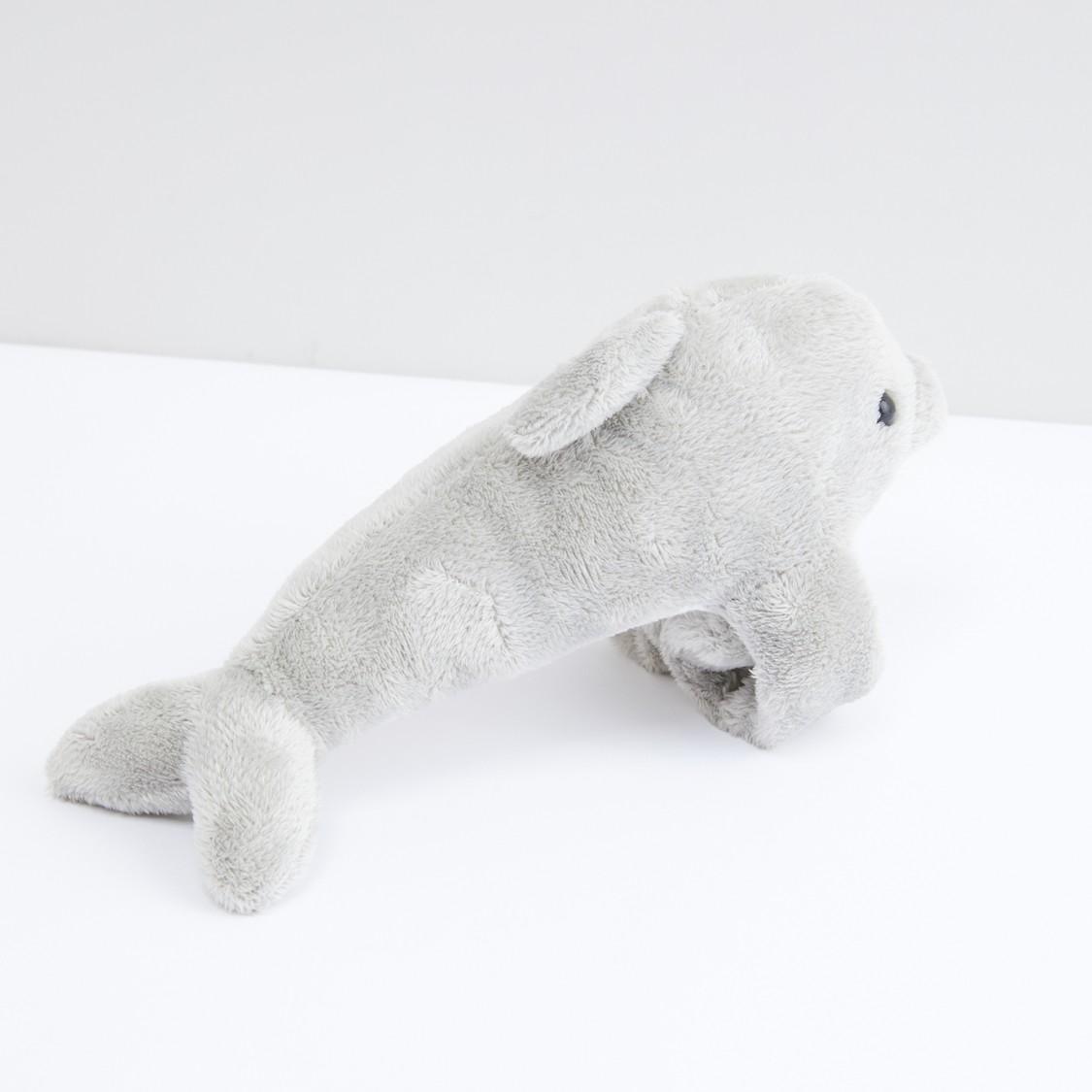 Plush Whale Soft Toy