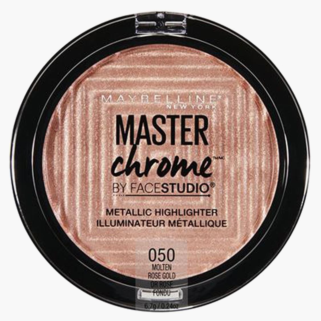 Maybelline New York Master Chrome Metallic Highlighter - 46 g
