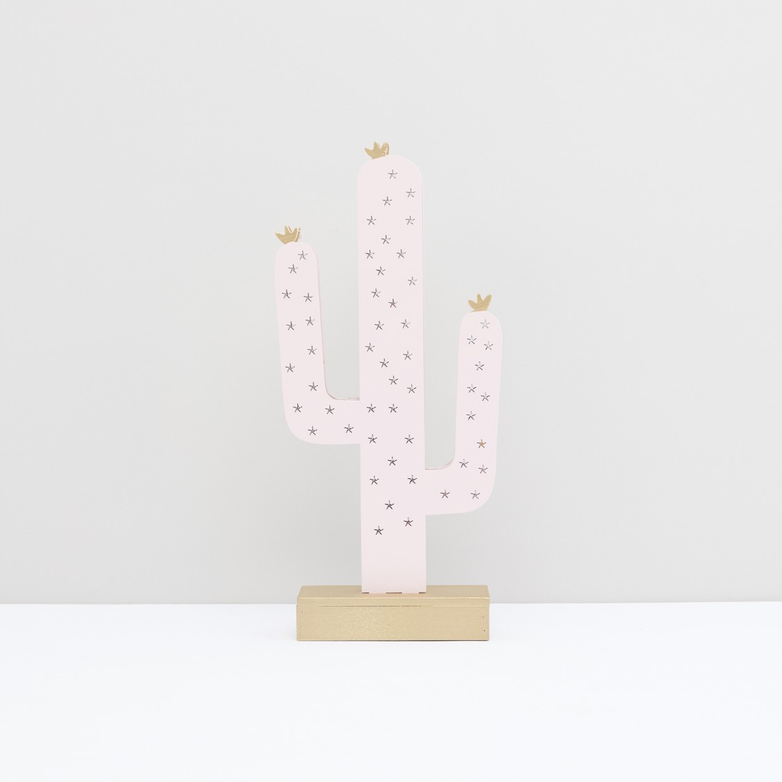 Decorative Cactus with Lights