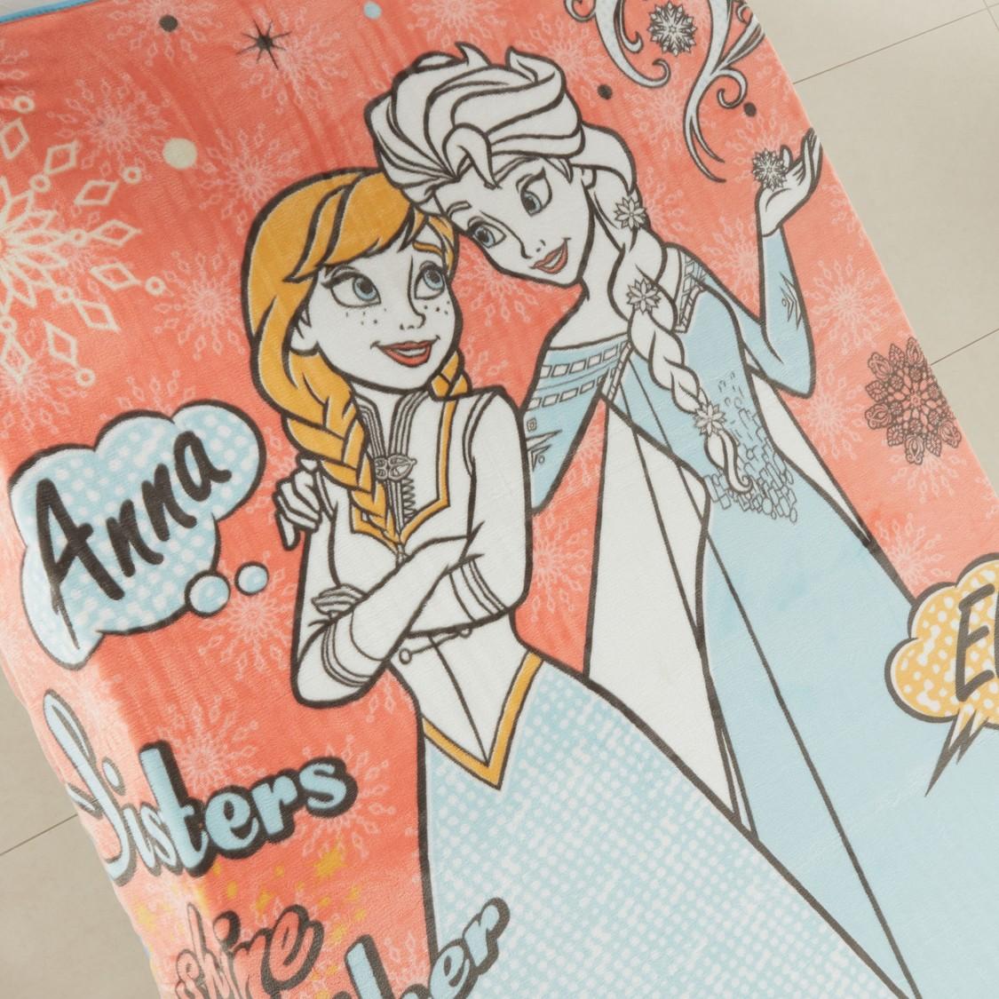 Princess Printed Blanket