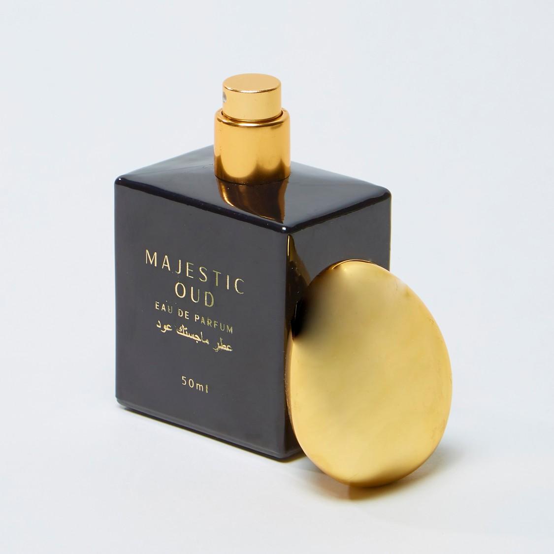 Majestic Oud Eau De Parfum - 50 ml