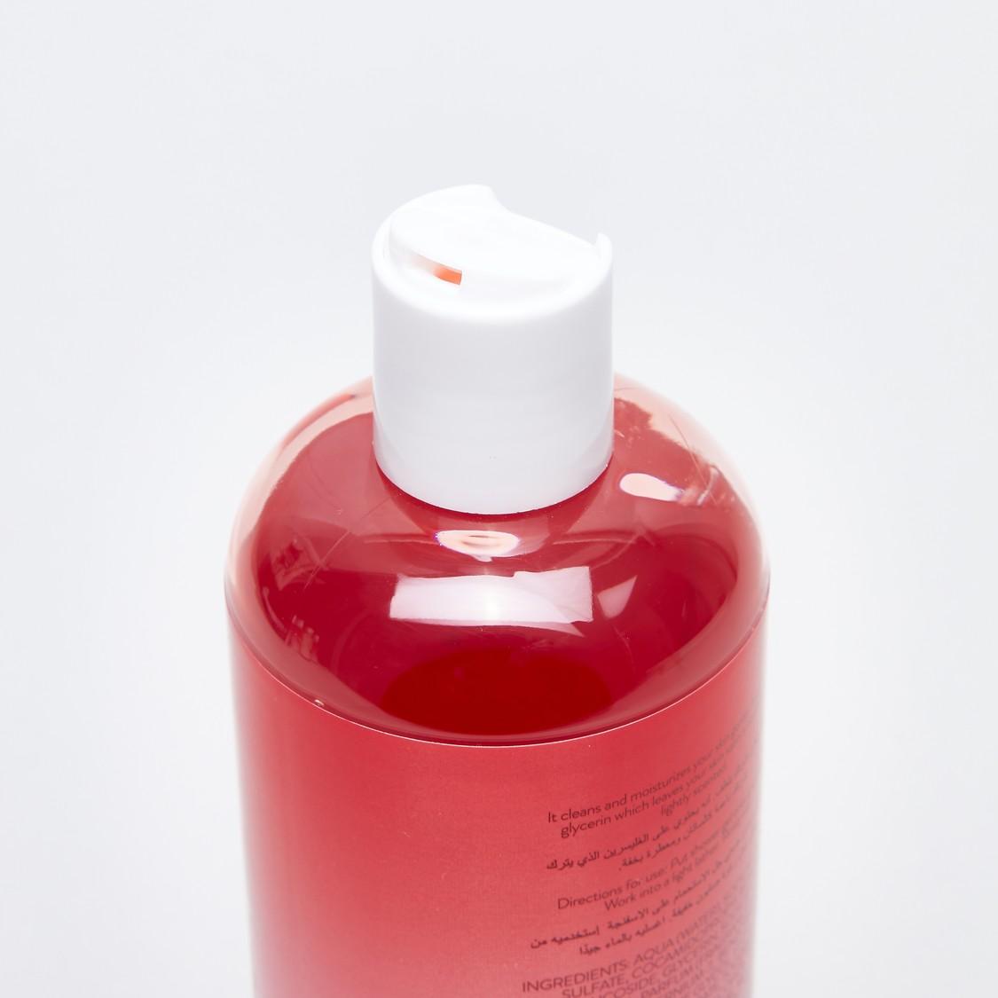 Fruit Essence Sun Kissed  Stawberry Shower Gel - 400 ml
