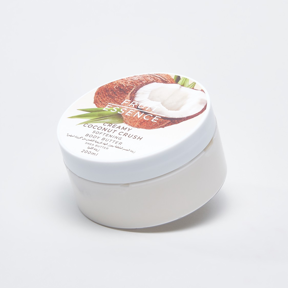 Fruit Essence Creamy Coconut Crush Softening Body Butter - 200 ml