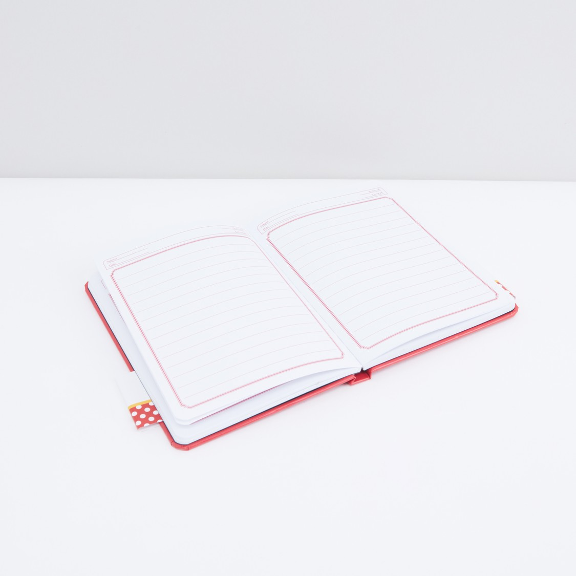 Minnie Mouse Printed Notebook