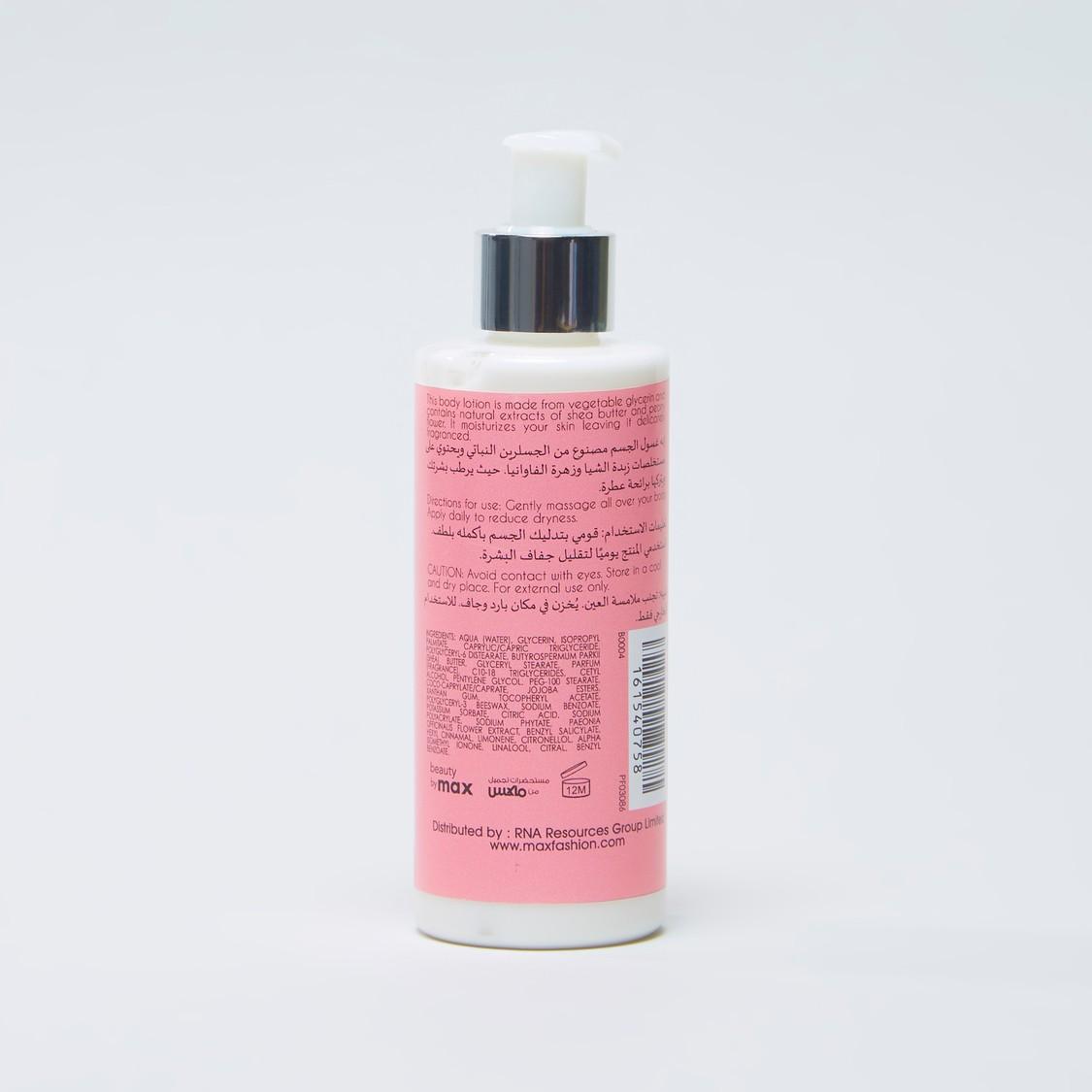 Fleur de Peony Moisturizing Body Lotion - 200 ml