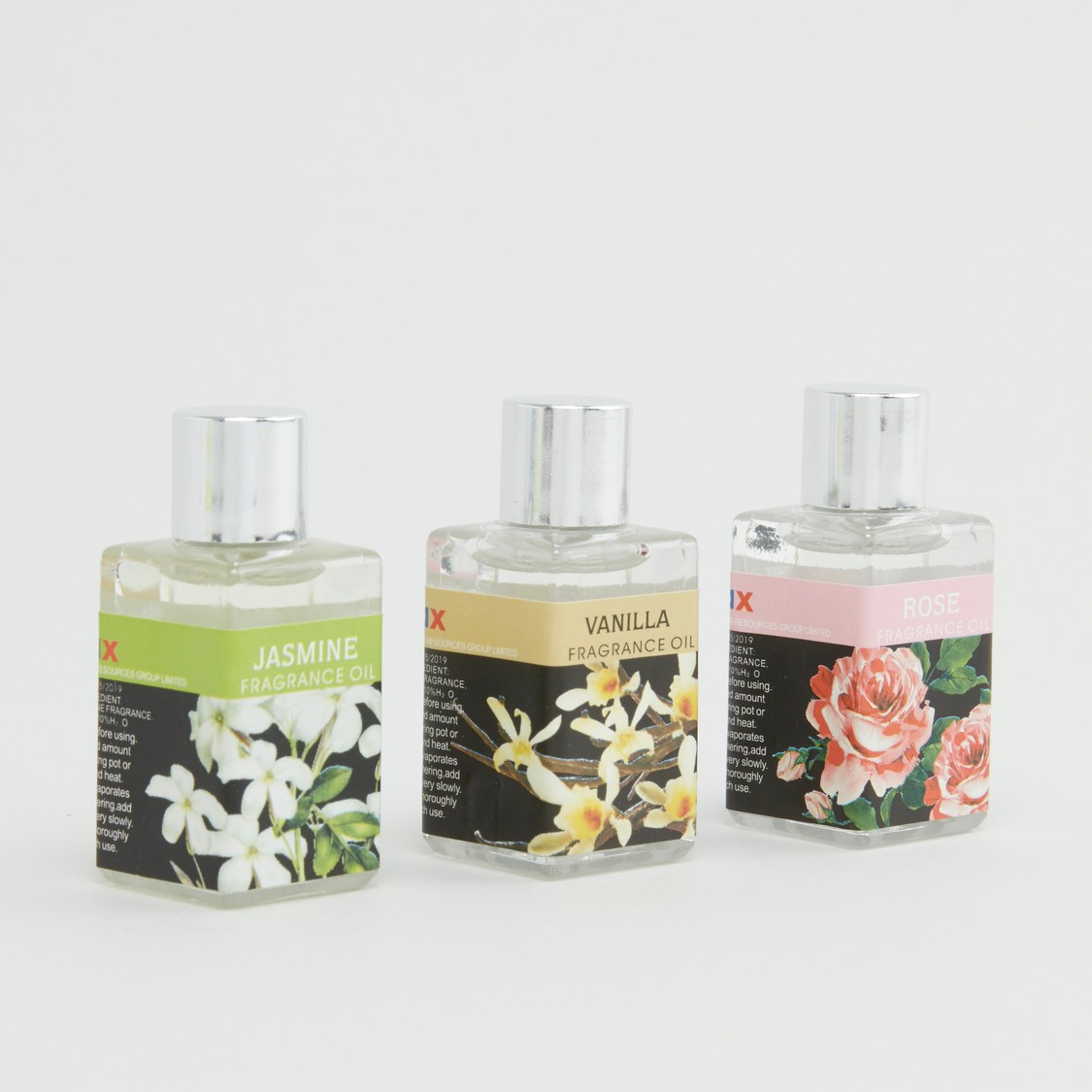Set of 3 - Assorted Fragrance Oil