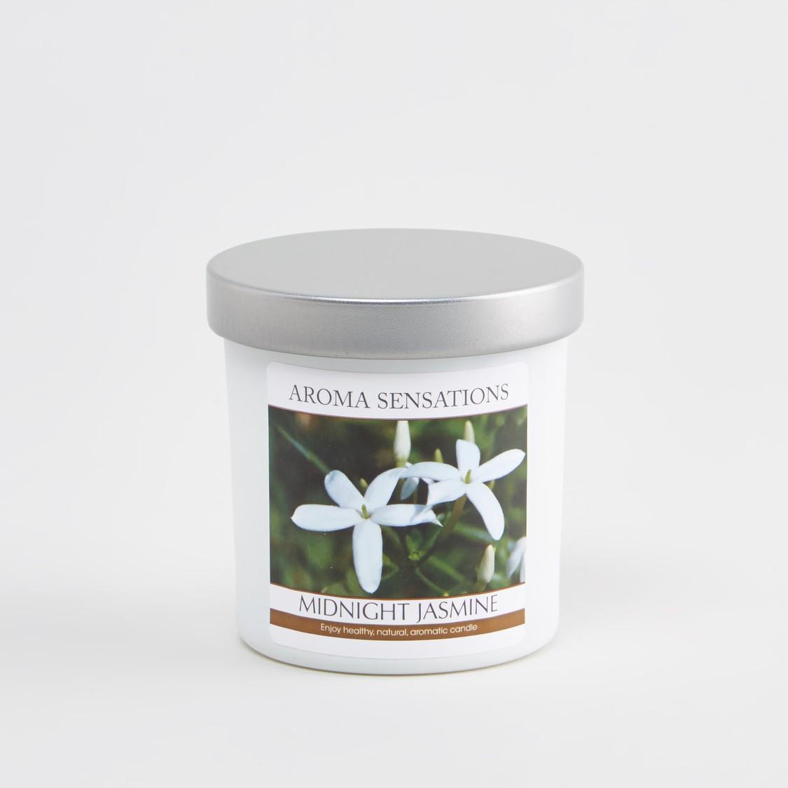 Aroma Sensations Midnight Jasmine Candle Jar