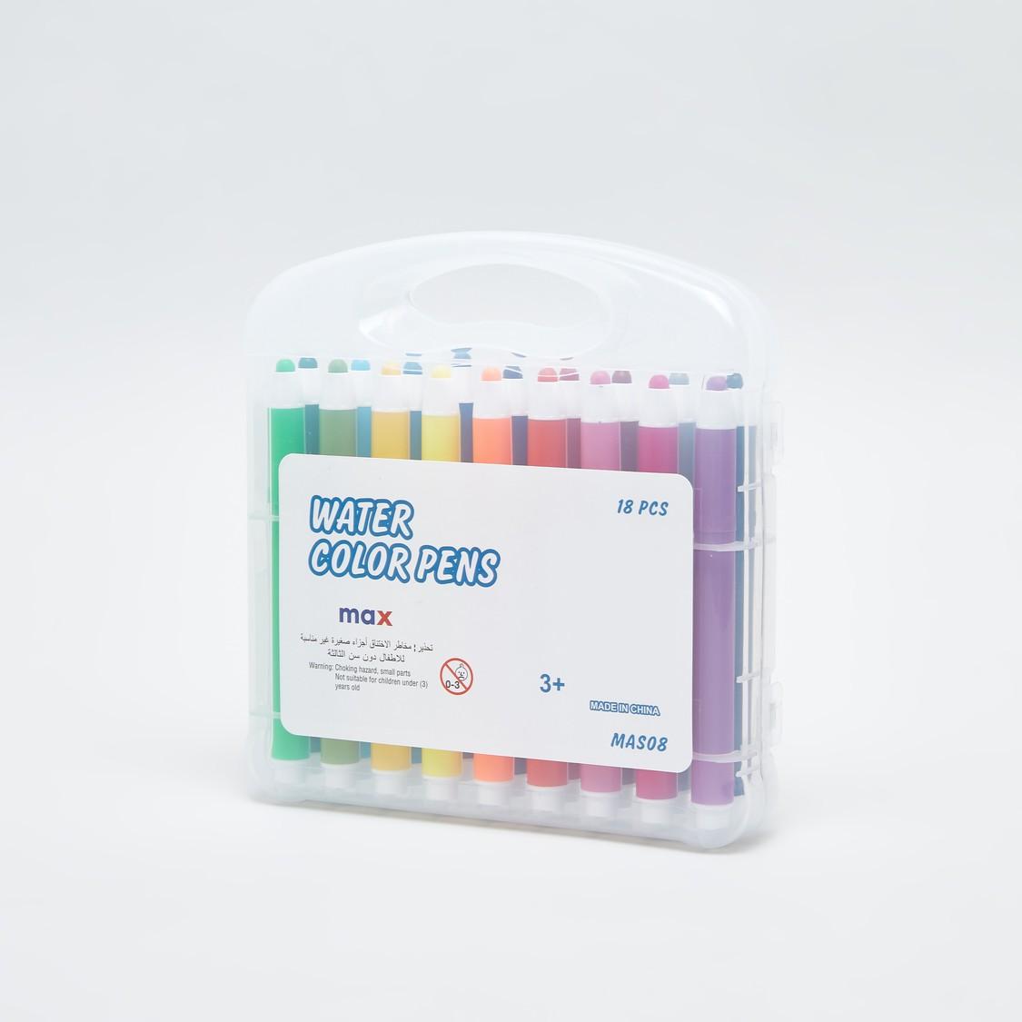 Watercolour 18-Pieces Highlighter Pens