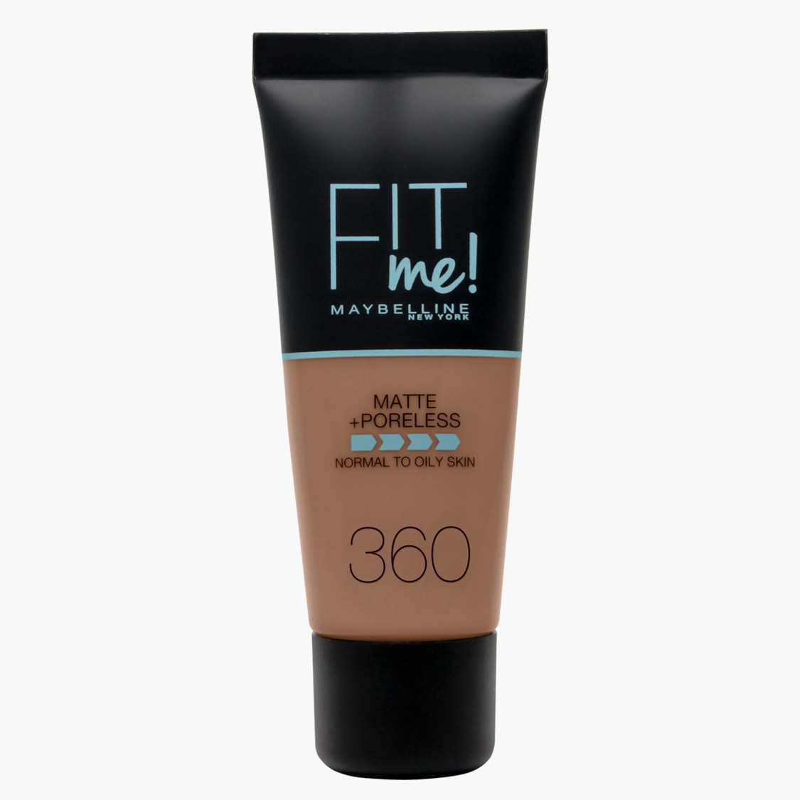 Maybelline New York Fit Me Matte and Poreless Foundation
