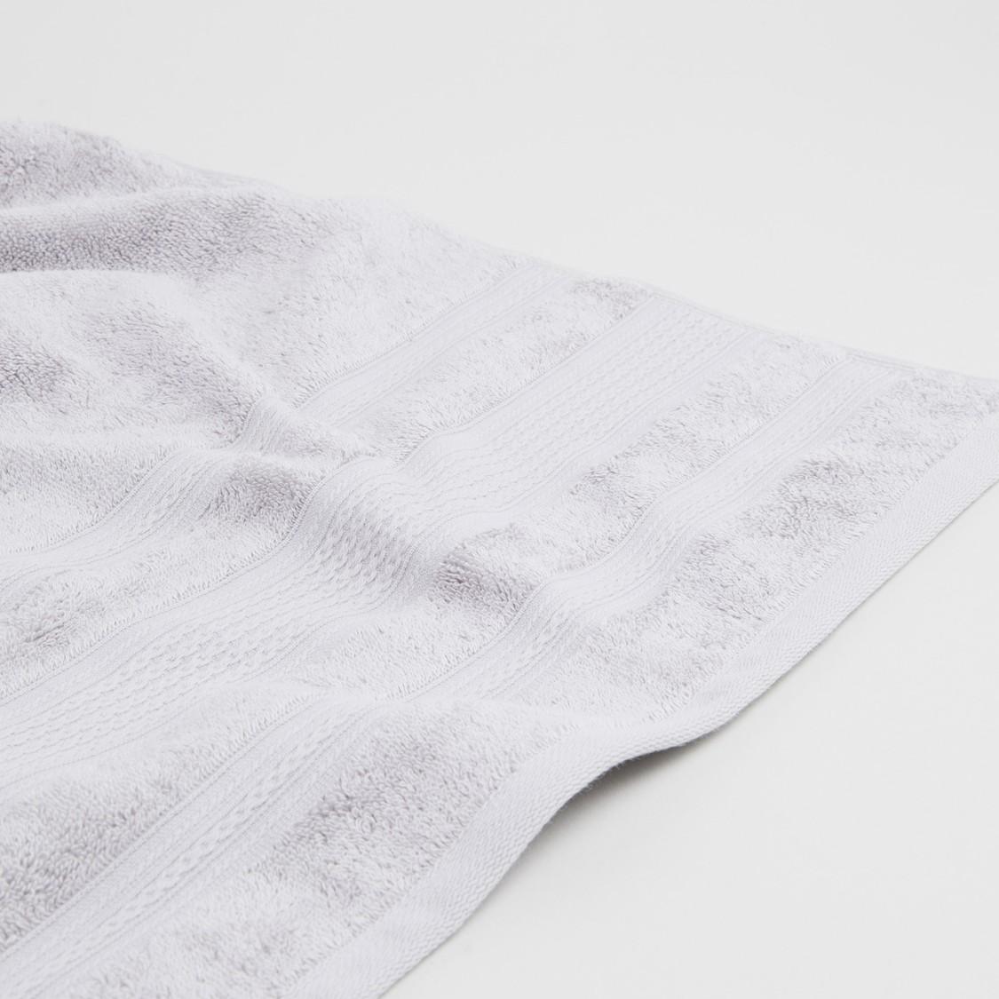 Rectangular Bath Towel - 140x70 cms