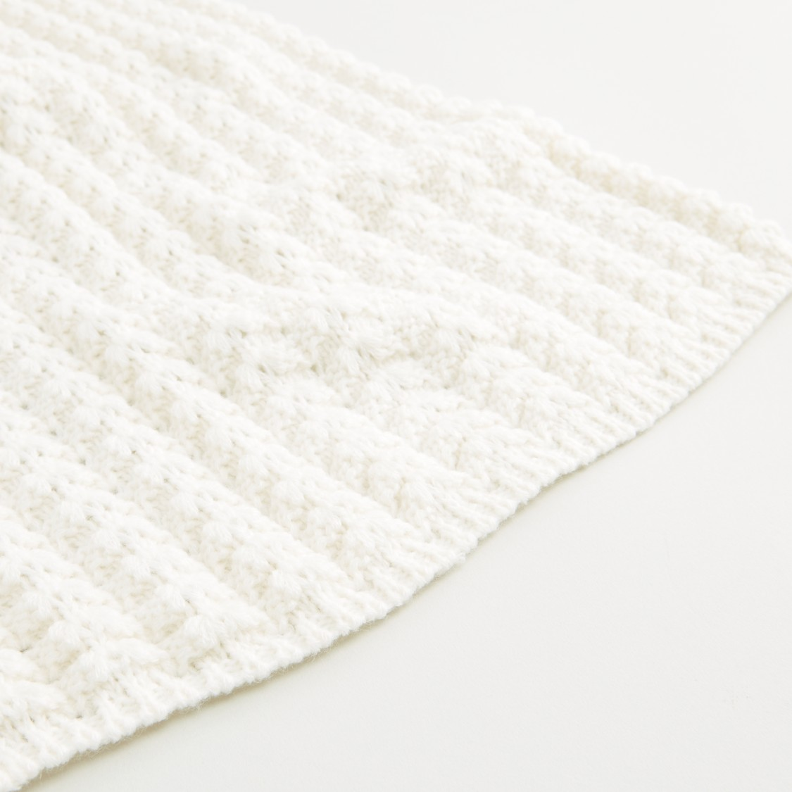 Textured Rectangular Scarf